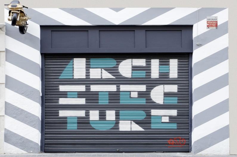 la arquitectura y el interiorismo