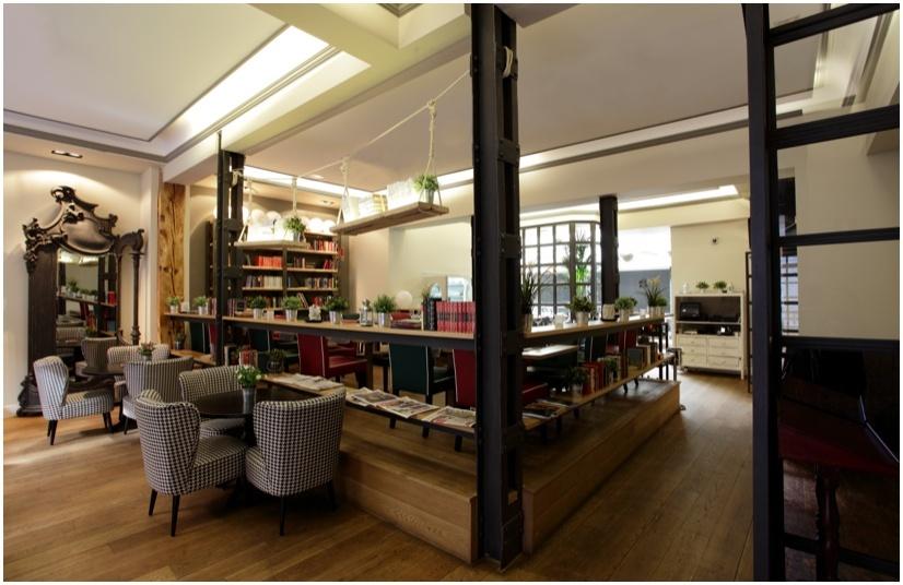 Restaurantes con encanto eleonce arquitectura interiorismo for Restaurante arquitectura