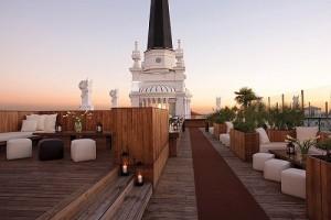 ME terraza Madrid
