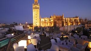 eme catedral hotel Sevilla