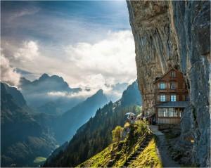 Aescher, Suiza