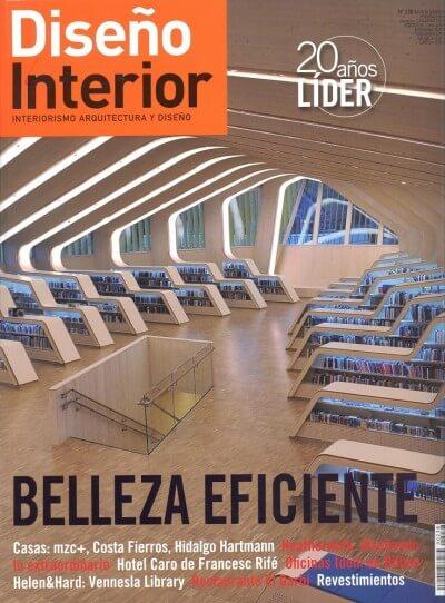 Diseño Interior - Esencia Mediterranea - Prensa Eleonce