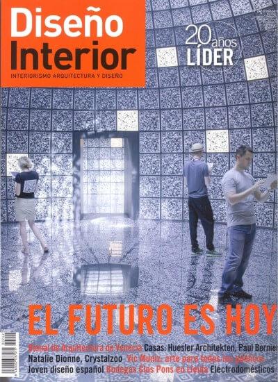 Diseño Interior - Espacios Dilatados - Prensa Eleonce