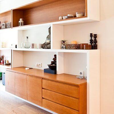 Decoración muebles vivienda Madrid Eleonce.