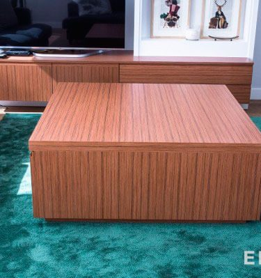 Diseño Mobiliario Mesa Cube Eleonce