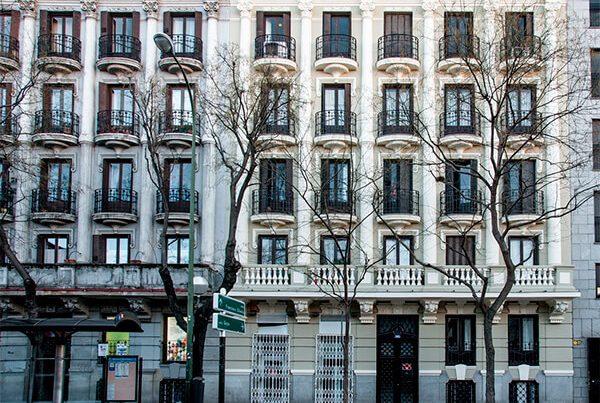 ITE-Rehabilitación Edificio Ortega y Gasset en Madrid - Eleonce