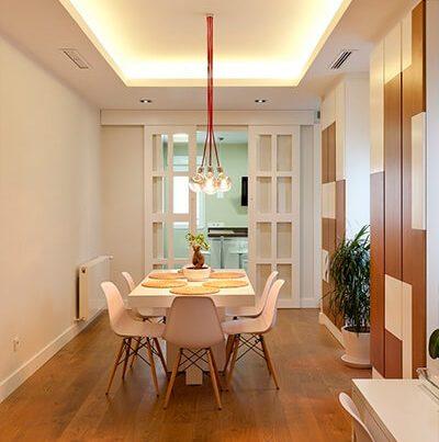 Reforma completa de vivienda Eleonce.