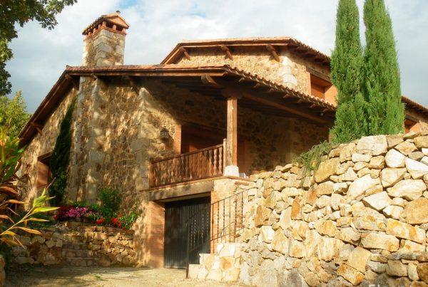 Reforma vivienda unifamiliar Gredos