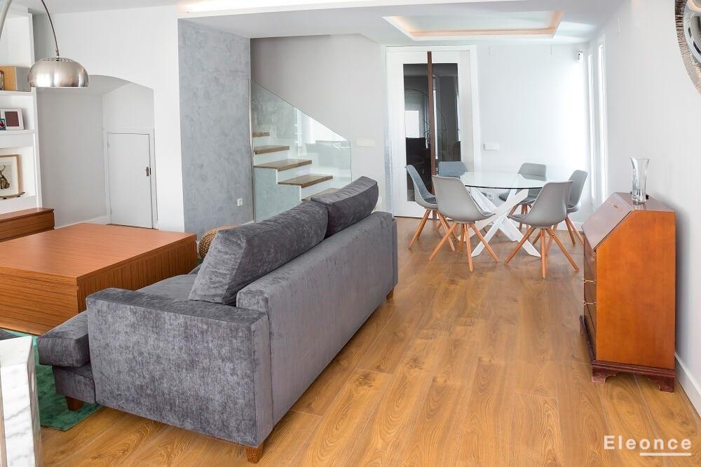 Diseño interior salón Madrid Eleonce - Eleonce Arquitectura ...