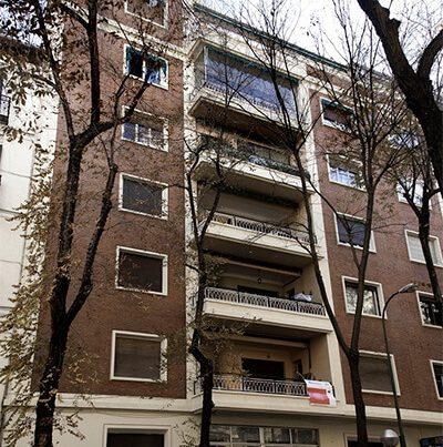 ITE - Rehabilitación Edificio en Madrid - Eleonce