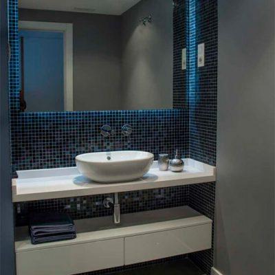 Reforma baño vivienda en Alcobendas Eleonce.