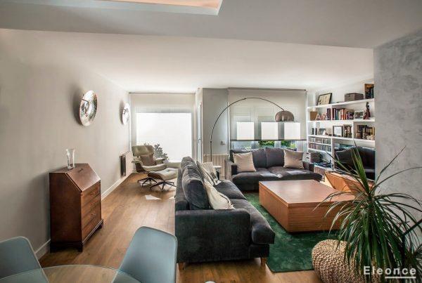 Reforma decoración vivienda comunidad Madrid Eleonce