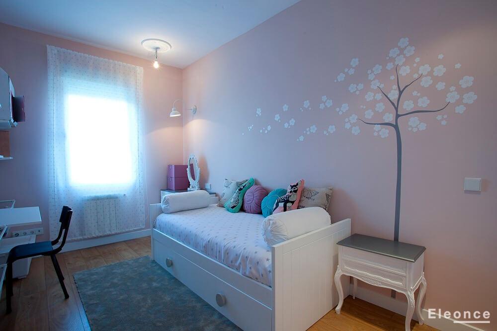Reforma dormitorio infantil vivienda madrid eleonce - Reforma vivienda madrid ...