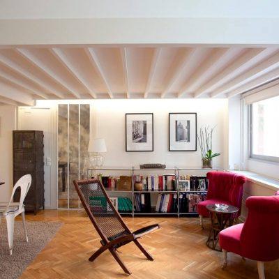 Rehabilitación y reforma piso en Chamberi Madrid Eleonce