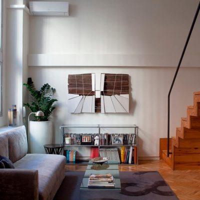 Transformación de oficina a vivienda Madrid Eleonce