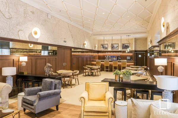 1 Hotel Huerfanos Infanta Cristina Madrid