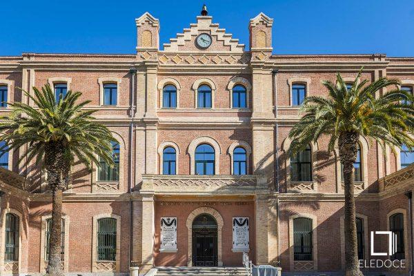 2 Hotel Huerfanos Infanta Cristina Madrid