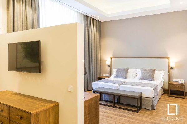 20 Hotel Huerfanos Infanta Cristina Madrid