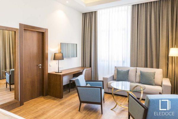 23 Hotel Huerfanos Infanta Cristina Madrid