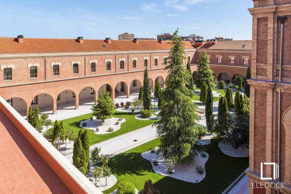 4 Hotel Huerfanos Infanta Cristina Madrid