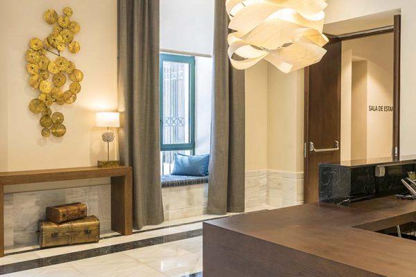 5 Hotel Huerfanos Infanta Cristina Madrid