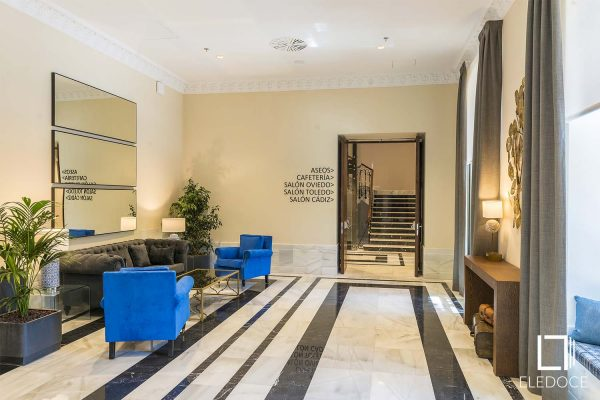 6 Hotel Huerfanos Infanta Cristina Madrid