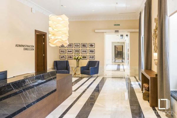 8 Hotel Huerfanos Infanta Cristina Madrid