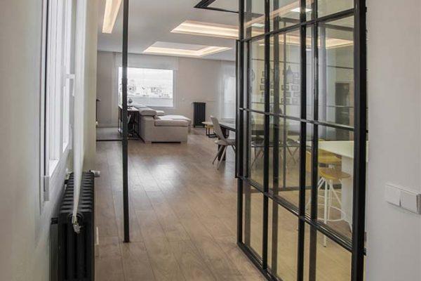 Reforma vivienda El retiro Madrid 2