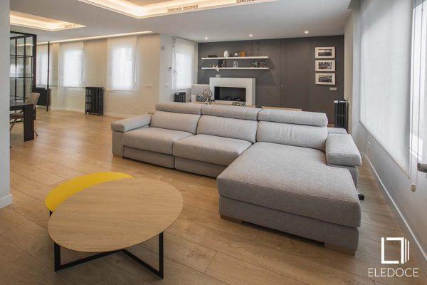 Reforma vivienda El retiro Madrid 8