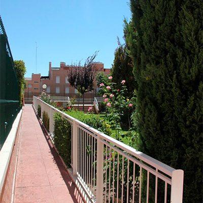 Rehabilitacion de Urbanizacion Las Rozas 2