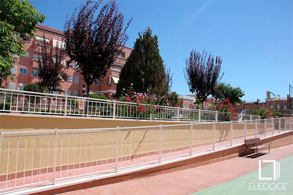 Rehabilitacion de Urbanizacion Las Rozas 3