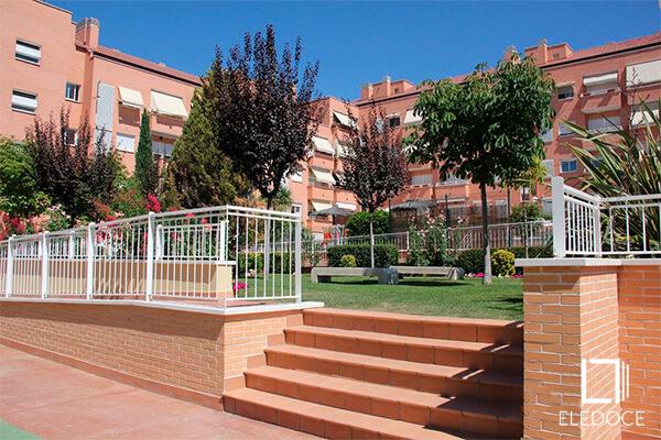 Rehabilitacion de Urbanizacion Las Rozas 4