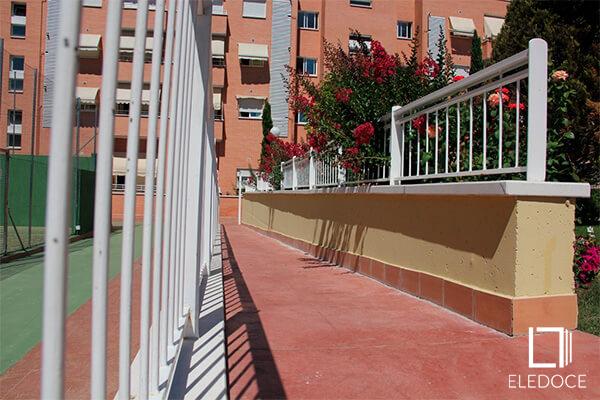 Rehabilitacion de Urbanizacion Las Rozas 7